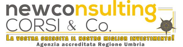 New Consulting  Corsi & CO Retina Logo