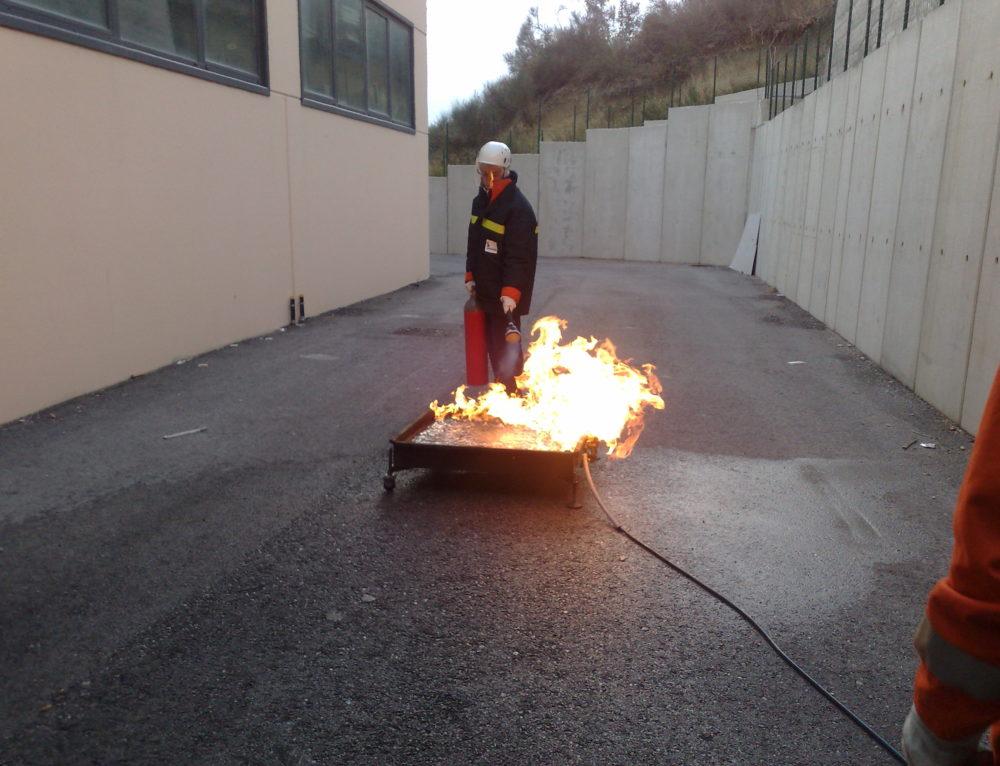 Corso di aggiornamento antincendio